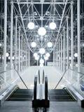 Entrance of underground passage Stock Image