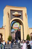 Entrance of Universal Studios Orlando Stock Photos