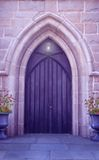 The Entrance Way Stock Image