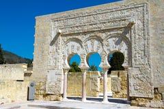 Entrance of Yafar's house Royalty Free Stock Photography