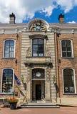 Entrata al municipio storico di Lochem Immagine Stock