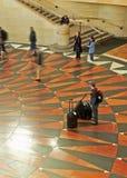 Entrata corridoio della stazione dell'abbonato Fotografie Stock Libere da Diritti