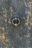 Entrata d'acciaio alla tomba Immagini Stock Libere da Diritti
