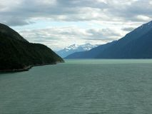 Entrata dell'Alaska Fotografia Stock Libera da Diritti