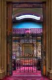 Entrata dell'alloggiamento di senato Fotografia Stock Libera da Diritti