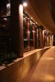 Entrata dell'hotel Immagine Stock