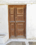 Entrata della Camera in un'isola Mediterranea Immagine Stock