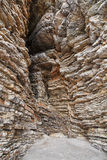 Entrata della caverna Fotografia Stock