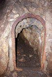 Entrata della caverna Fotografia Stock Libera da Diritti