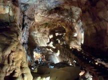 Entrata della caverna Fotografie Stock