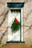 Entrata della entrata alle case a schiera in villaggio Fotografia Stock Libera da Diritti
