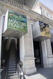 Entrata della galleria di Albertina Fotografia Stock Libera da Diritti