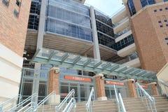 Entrata dello stadio dell'università del Texas di UT fotografia stock