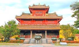 Entrata di Hue Forbidden City immagini stock