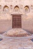 Entrata di Ibn Tulun Fotografie Stock Libere da Diritti