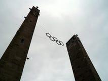 Entrata di Olympiastadion Fotografia Stock Libera da Diritti