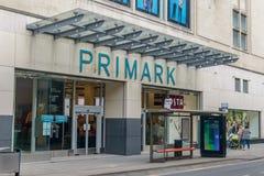 Entrata di Primark dalla fiera equina Fotografia Stock