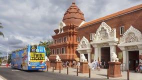 Entrata di Siam Park, Costa Adeje, Tenerife, isole Canarie, Spagna immagini stock