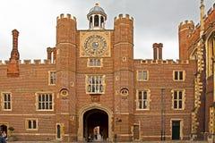 Entrata Hampton Court Immagine Stock Libera da Diritti