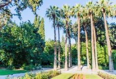Entrata nazionale del giardino Fotografie Stock