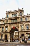 Entrata Piccadilly Mayfair Londra Regno Unito della Camera di Burlington Fotografia Stock Libera da Diritti