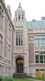 Entrata a Savery Corridoio, università di Washington Fotografia Stock