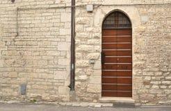 Entrate principali italiane Fotografie Stock Libere da Diritti