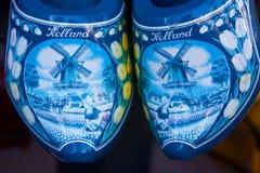 Entraves d'Amsterdam Photographie stock libre de droits