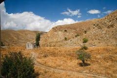 Entre Ancara a Kaysery, Turquia Foto de Stock