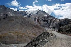 Entre Ladakh et la Kashmir Photos libres de droits