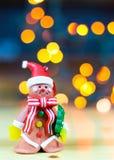 Entre las bolas coloreadas Fotos de archivo libres de regalías