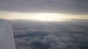 Entre les nuages Photos libres de droits