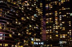 Entre los edificios Fotografía de archivo