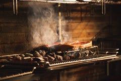 Entrecote da carne Foto de Stock