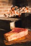 Entrecote da carne Imagem de Stock
