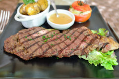 Entrecote steak Stock Image