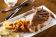 Entrecote Royalty Free Stock Images
