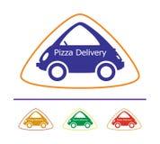 Entrega de la pizza - 14 Imagenes de archivo