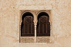 Entrelaça janelas Foto de Stock