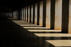 Entrelazado, luz del sol y sombra foto de archivo libre de regalías