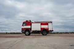 Entrenamiento de los servicios de rescate Imagen de archivo libre de regalías