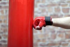 Entrenamiento del boxeo Fotografía de archivo libre de regalías