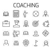 Entrenar el sistema relacionado del icono del vector libre illustration