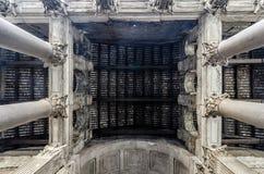 Entrence del panteon Fotografia Stock Libera da Diritti