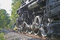 Entrene a la locomotora Fotografía de archivo