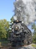 Entrene a la locomotora Imagen de archivo libre de regalías