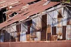 Entrepôt âgé photo libre de droits