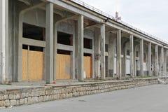 Entrepôt abandonné Images libres de droits