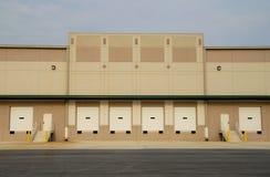 Entrepôt commercial photo libre de droits