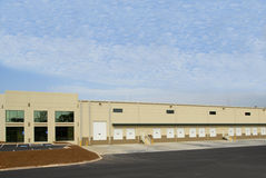 Entrepôt commercial images stock
